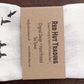 Tea Towel – Homeward Bound Design